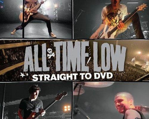 All Time Low - Straight To DVD (DVD)