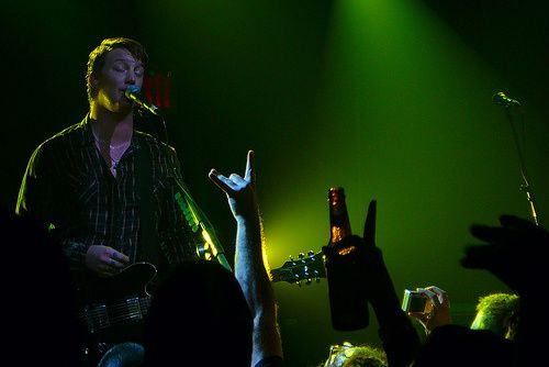 Queens Of The Stone Age - Live @ Eurockéennes 2005
