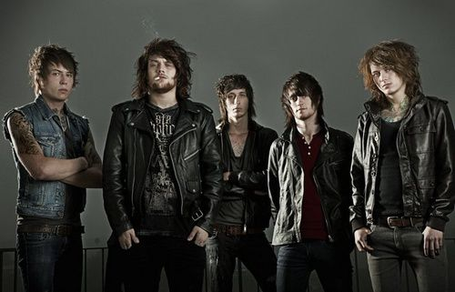 Asking Alexandria - Live @ Vans Warped Tour 2011