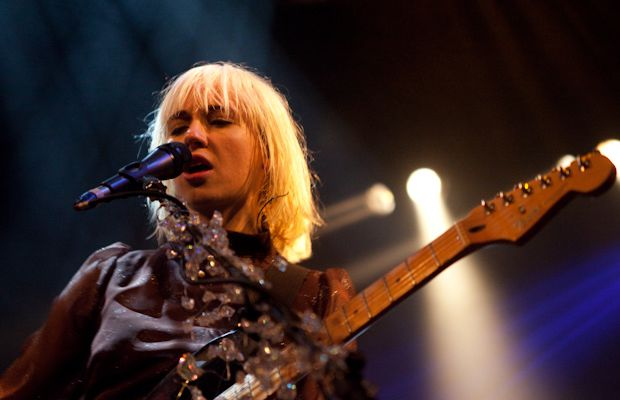 The Joy Formidable - Live @ Manchester 2011