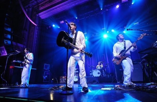 Weezer - Live @ Hultsfred 2001