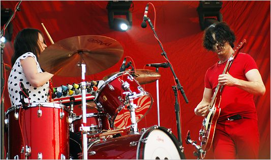 The White Stripes - Candy Coloured Blues (DVD)