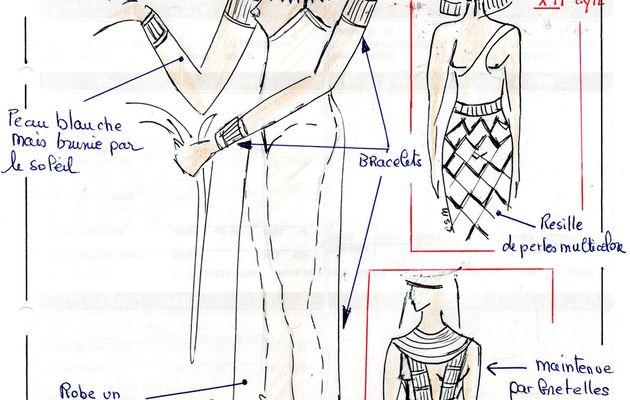 hist du cost : l'Egypte antique