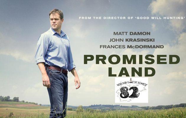 Ciné-Débats le 26 mars pour la sortie du film Promised Land