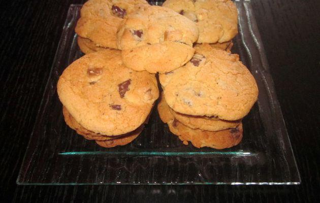 Recette n°7 : Délicieux cookies en détails