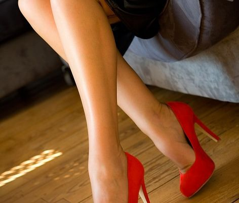 My Red Shoes !