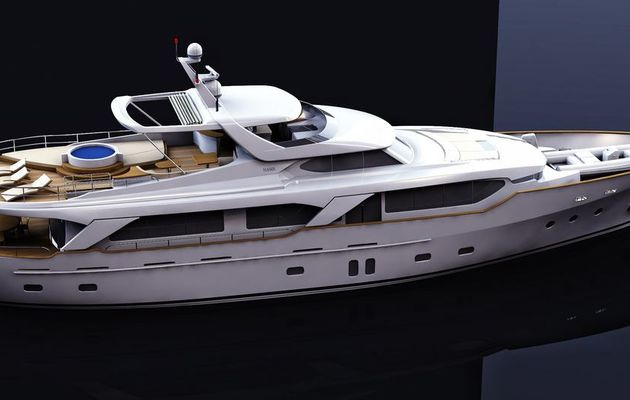 Yachting - Whyko Company passe commande d'un Benetti BSD 105