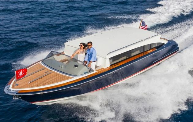 Yachting - le Limo Tender d'Hodgdon Yachts en photos