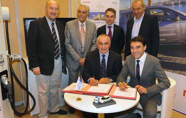 Partenariat entre la Fédération des Ports de Plaisance et... Nissan
