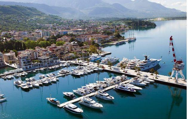 Pour séduire les Grands Yachts, Porto Montenegro mise sur la qualité et l'environnement