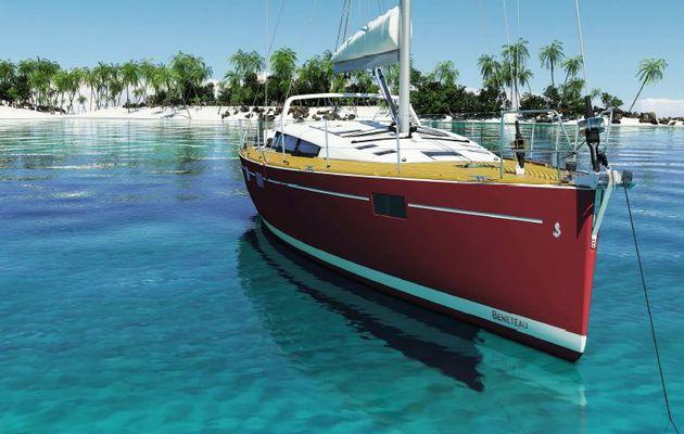 Bénéteau souhaite rendre accessible le monde du super yacht avec son voilier Sense 55