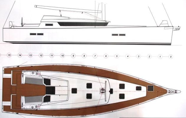 Scoop - Garcia Yachting lance un Garcia Exploration 50