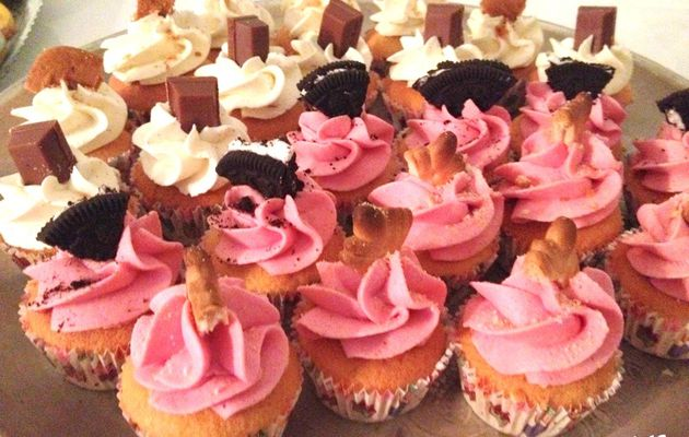 Mini Cupcakes gourmands