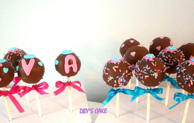 Cake Pops & Sablés Cendrillon