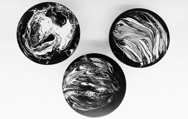L'univers noir et blanc de Victoria Wilmotte