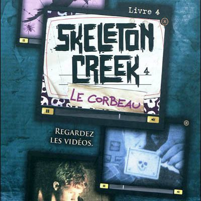 Skeleton Creek : Le Corbeau (Tome 4)