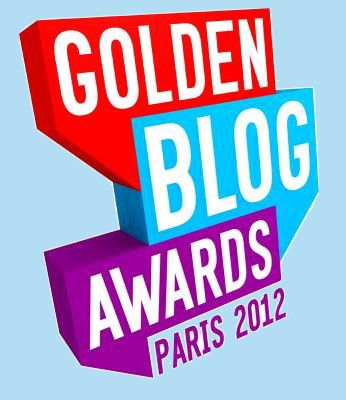 Golden Blog Award 2012