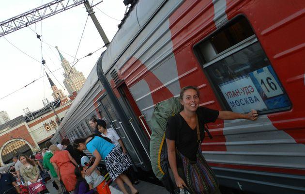 Moscou: Pour poursuivre en beauté