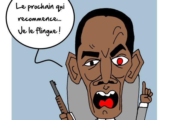 EU: Obama et les armes: