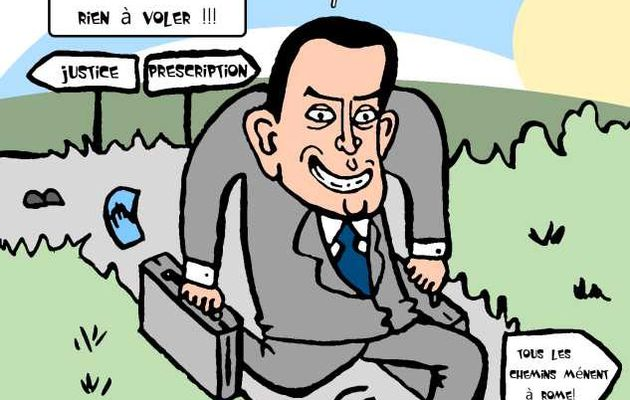 "Berlusconi, ""This is the end""?:"