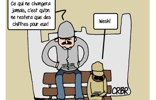 """Valls et """"l'évaluation de la délinquance"""":"""