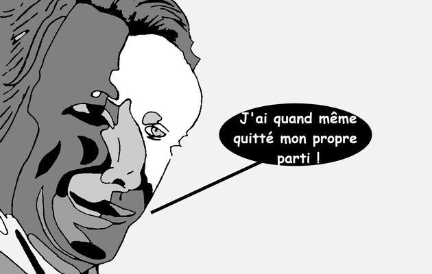 Dominique De Villepin a le blues: