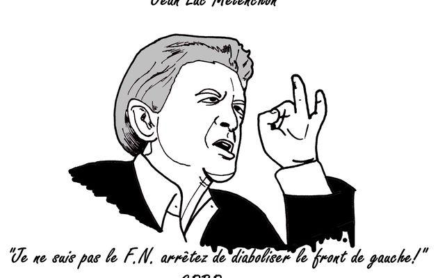 Jean Luc Mélenchon: