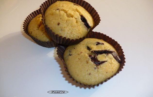 Un tour en cuisine 63 RECETTE Muffins aux pépites de chocolat