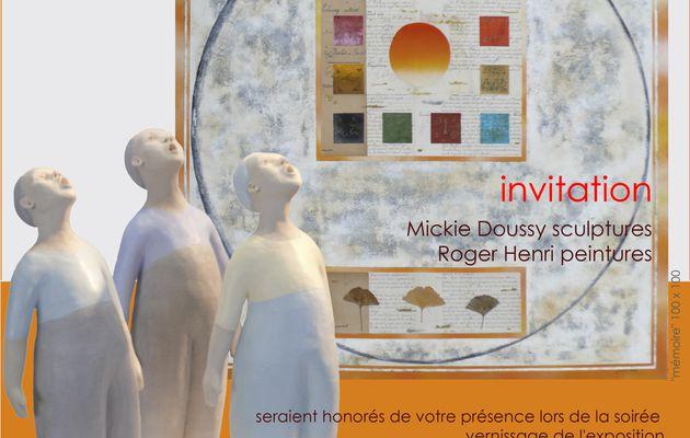 mars 2015 - exposition à Metz