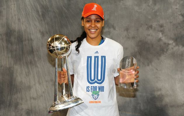Les Highlights des 23 points de Maya Moore (MVP des finales)