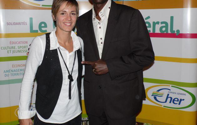 Céline Dumerc, une légende de basket-ball français!