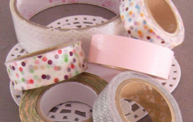 Créer (2) le masking tape