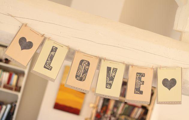 Des mots d'amour vitaminés...