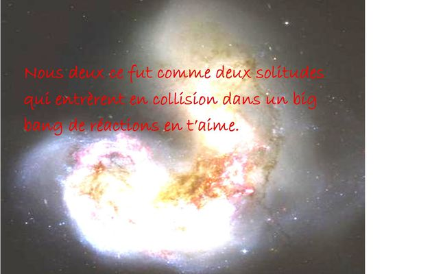 L'amour : ma citation
