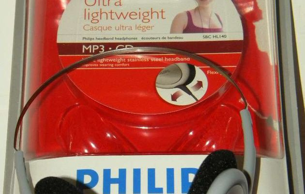 Cuffie Philips SBC HL140