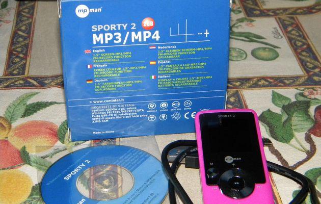 MPman Sporty 2 GB