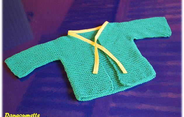 Mes débuts en tricot