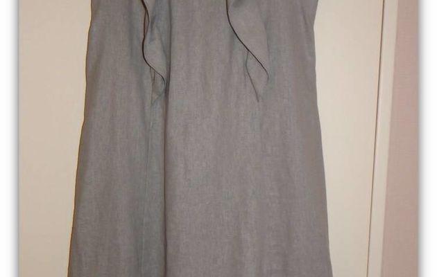 Robe A3 de la couture au féminin