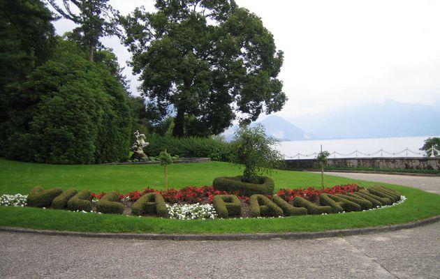 Parco della Villa Pallavicino, Stresa