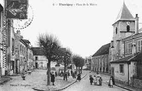 L'HISTOIRE DE THORIGNY RACONTEE PAR LES ARCHIVES DEPARTEMENTALES DE MELUN