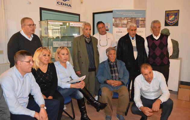 Compte-rendu de réunion du 30 novembre 2014 du Collectif Harkis- Grand Sud