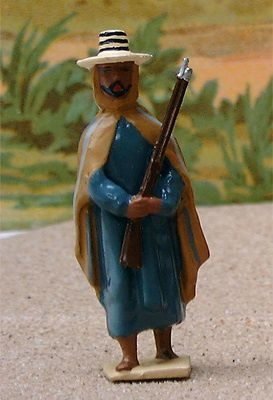 Figurine de collection,le Harki des régiments d'Algérie.