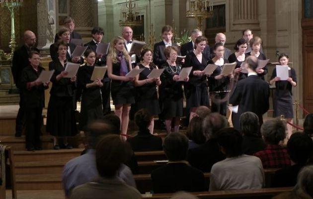 Saison 2012 : Deux concerts