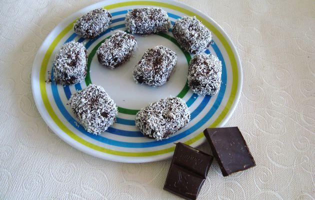 Lamingtons (dessert Australien)