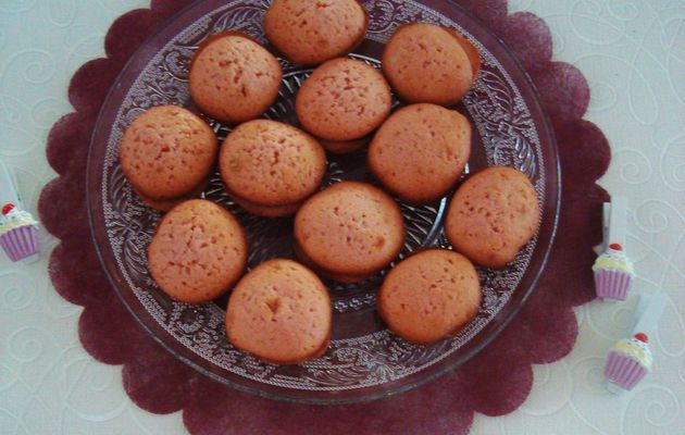 Whoopies aux fruits rouges