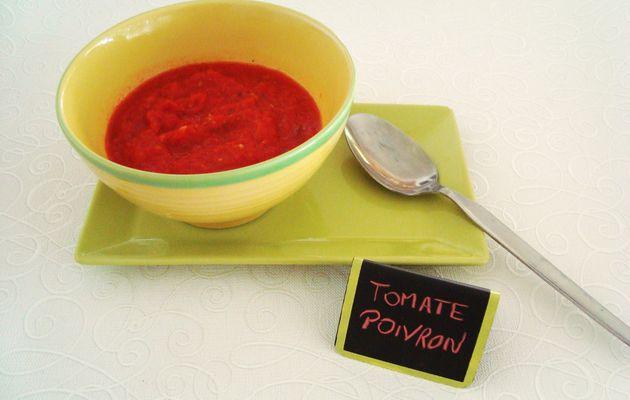 Sauce épicée (tomate - poivron)