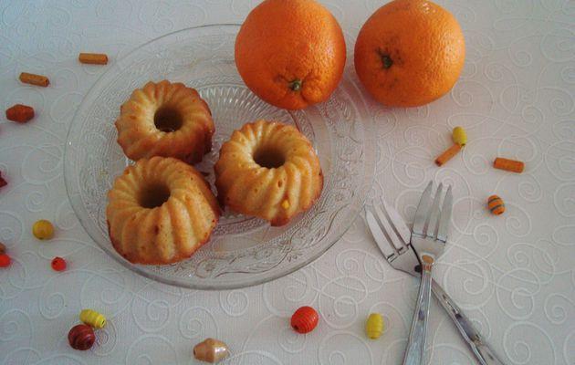 Babas à l'orange