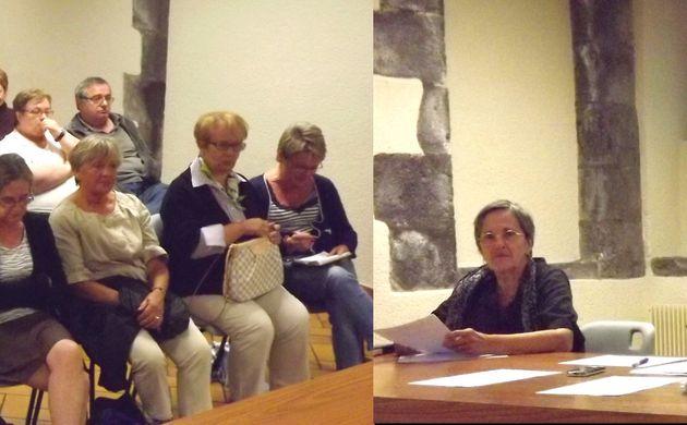 Assemblée générale du 13 septembre 2012