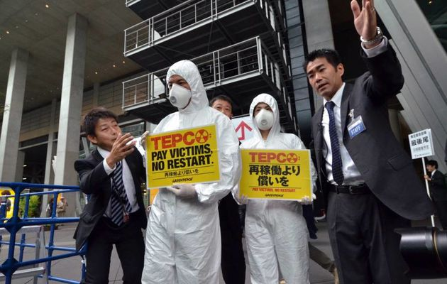 TEPCO ignores some of its shareholders