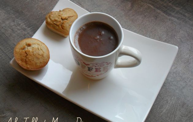 Chocolat chaud de Christophe Felder